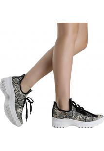 Tênis Zariff Shoes Animal Print