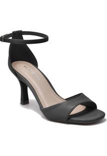 Sandália Salto Fino Via Marte Feminina 2117810