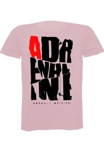 Camiseta Mormaii Landscape - Masculino-Rosa