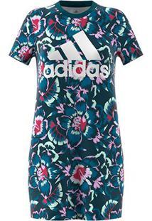 Vestido Adidas Farm Graphic Butterfly - Feminino