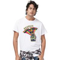 T-Shirt Bandup Premium Queen Classic In Concert - Masculino-Branco d57de797d1c