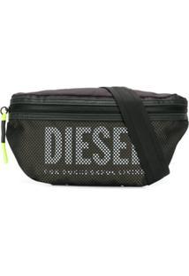 Diesel Pochete Com Logo - Preto