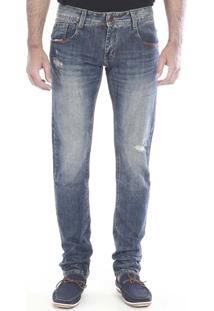 Calça Jeans Skinny-238786 - Sawary