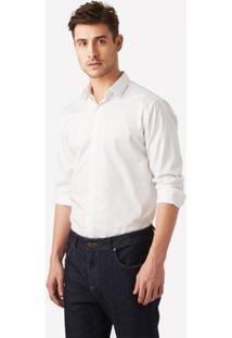 Camisa Social Foxton Ml Sao Conrado Masculina - Masculino