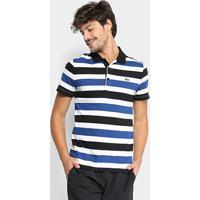 Camisa Polo Lacoste Listrada Masculina - Masculino 0823707a51