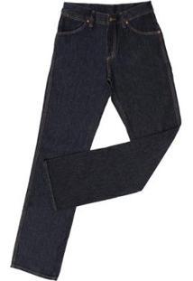 Calça Jeans Country Tassa Masculina - Masculino-Azul Escuro