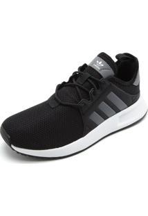 Tênis Adidas Originals X Plr J Preto