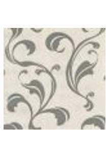 Papel De Parede Futura 44014 Romantic Com Estampa Contendo Arabesco, Moderno, Aspecto Têxtil