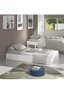 Cama Auxiliar Versatile Casa D Branco