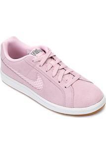 Tênis Nike Wmns Court Royale Feminino - Feminino-Pink+Preto