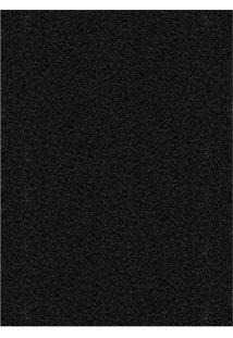 Tapete Tufting Clemant- Preto- 5X250X250Cm- Tapetapete Sã£O Carlos