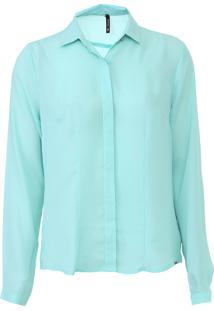 Camisa Polo Wear Lisa Verde