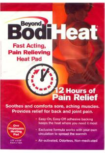 Bolsa Térmica Adesiva Bodi Heat