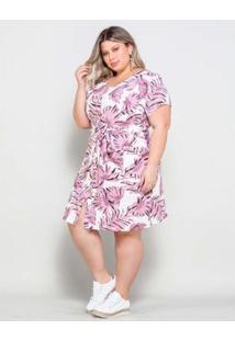 Vestido Plus Size Palank Mindi Manaus Feminino - Feminino