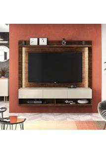 Home Suspenso Para Tv Até 50 Polegadas Magnific Caemmun Havana/Off White