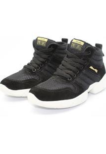 Tênis Barth Shoes New Jogging Preto