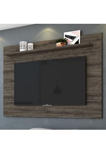 Painel Para Tv Lorenzo 160 Cm 459025 Vulcano - Madetec