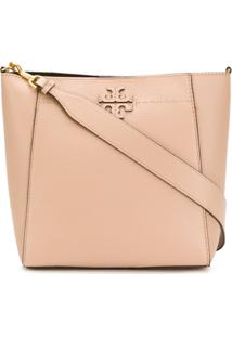 Tory Burch Mcgraw Hobo Bag - Rosa