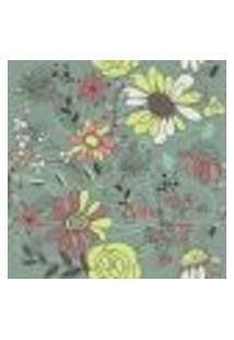 Papel De Parede Autocolante Rolo 0,58 X 3M - Floral 210134