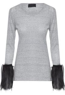 a6169f62d4 Camiseta Andrea Bogosian feminina