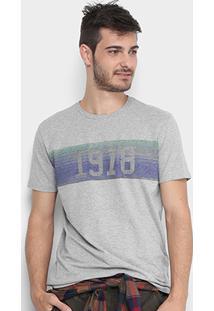 Camiseta Calvin Klein 1978 Masculina - Masculino-Mescla