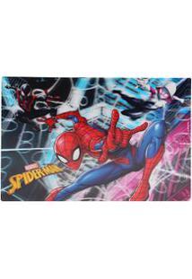 Lugar Americano Infantil Spiderman 3D - Etilux - Un