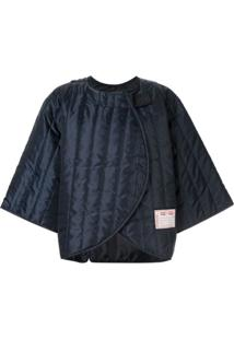 Lærke Andersen Blusa Demolition - Dark Blue