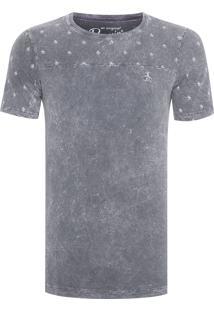 Camiseta Masculina Especial Careca - Cinza
