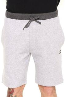 Bermuda Billabong Walk New Order Tech Fleece - Masculino