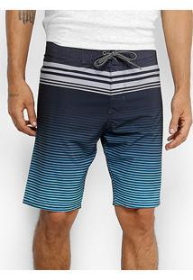 Boardshort Wg Especial Stripes Masculino - Masculino