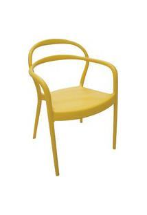 Cadeira Monobloco Sissi Amarela 92045000 Tramontina