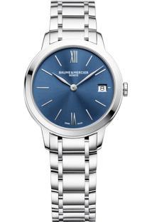 Relógio Baume & Mercier Feminino Aço - M0A10477