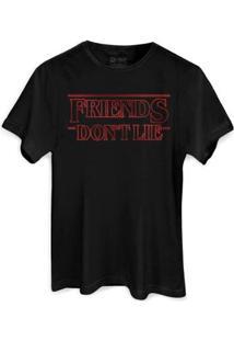 Camiseta Bandup! Bandup Friends Don T Lie Masculina - Masculino-Azul