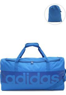Mala Adidas Tiro M Azul