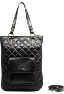 Bolsa De Couro Recuo Fashion Bag Totem Tabaco