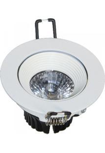 Spot Led Embutir Taschibra Tsl 304 4W Luz Branco Neutro 4000K