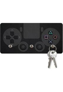 Porta Chaves Ecologico Gamer Joystick Playstation