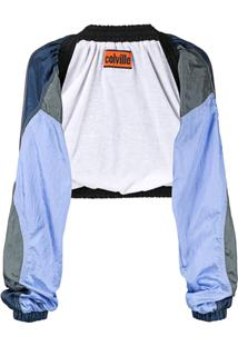 Colville Blusa Cropped - Azul
