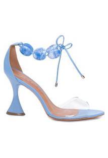 Sandália Feminina Sophie - Azul