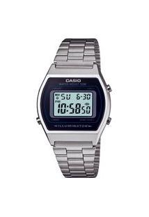Relógio Analógico Casio Unissex - B640Wd1Avdf Prateado