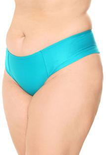 Calcinha Marcyn Hot Pant Lateral Dupla Verde