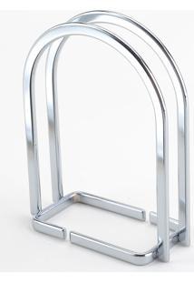 Porta Guardanapos Grande 2250-Future - Cromado