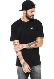 Camiseta Dc Shoes Premium Preta