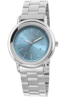 Relógio Allora Prata - Al2035Eyj/3A