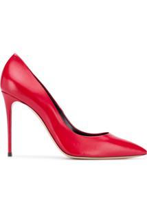 Casadei Scarpin Clássico - Vermelho