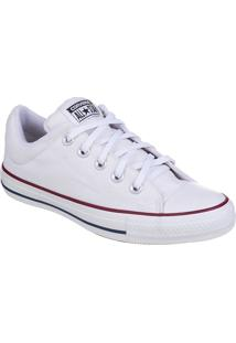 Tênis Feminino Converse All Star Ct As Street Ox Bco - Ct 0104.0004