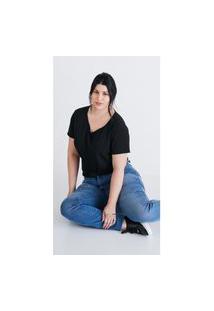 Calça Jeans Zait Skinny Lourds Azul Marinho