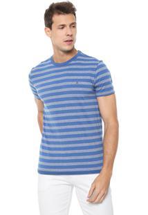 Camiseta Tommy Hilfiger Essential Azul