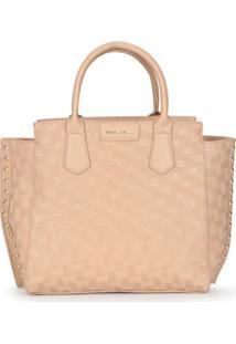Bolsa Shopping Bag Ana Hickmann Rosa