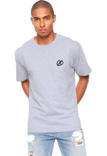 Camiseta Occy Fayard Cinza